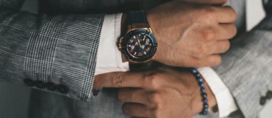 Porter une montre avec style