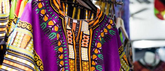 vêtements africaine